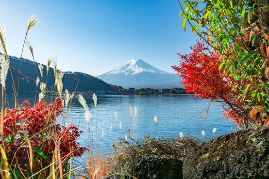 Prebudil se je japonski vulkan Ebinodake!
