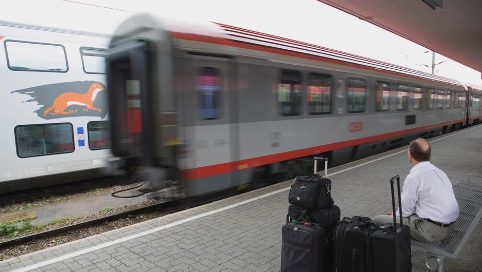 V nesreči na glavni železniški postaji v Salzburgu več deset ljudi ranjenih (foto: profimedia)