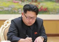 Kim Jong Un prekinja jedrske in raketne preizkuse