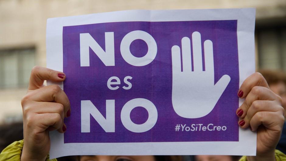 Španija: Množični protesti po oprostilni sodbi za skupinsko posilstvo (foto: Profimedia)