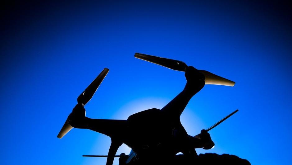 V Avstriji zaradi ogrožanja helikopterja z dronom ovadili Slovenca (foto: profimedia)