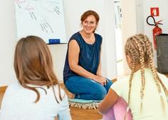 Lea Čerin: Učenje bi moralo biti s.u.p.e.r., s-sproščeno, u-učinkovito, p-pos pešeno, e-enostavno in r-radovedno