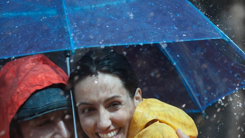 Nepotrpežljiva Zofka tokrat prehitela ledene može! (foto: profimedia)