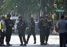 V Indoneziji ponovno samomorilski napad, ki so ga izvedli člani ene družine!