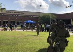 V streljanju na teksaški srednji šoli več mrtvih