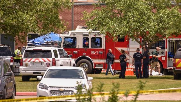 17-letnik iz Teksasa je pokol na svoji srednji šoli načrtoval! (foto: profimedia)