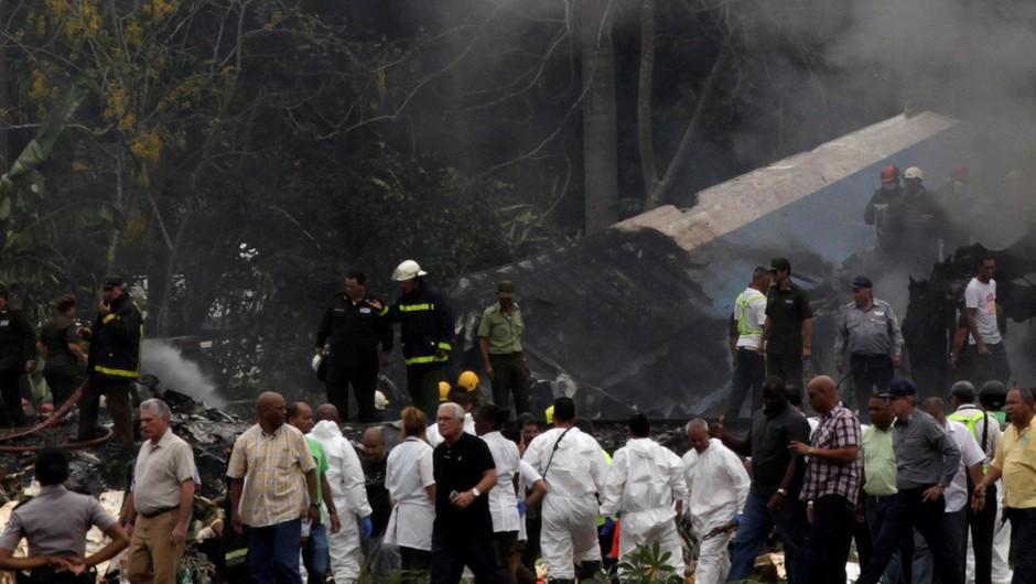 Kuba: Po letalski nesreči dvodnevno žalovanje (foto: Profimedia)