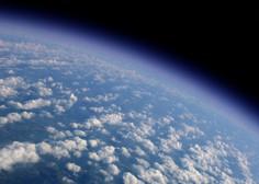 Sumljive vrednosti prepovedanega plina v ozračju