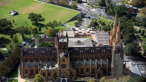 Avstralski nadškof kriv za prikrivanje spolnih zlorab (foto: Profimedia)