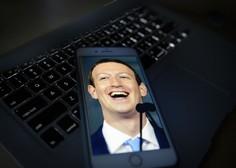 Zuckerberg se je v Evropskem parlamentu opravičil
