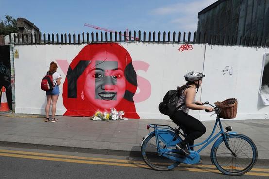 Irci so na referendumu podprli odpravo prepovedi splava
