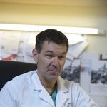 Prof. dr. Matjaž Bunc: Za nas ni star človek pri 75 letih, ampak se starost začne pri 85 letih in več (foto: Primož Predalič)