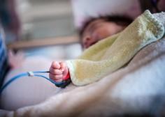 Za ošpicami v Mariboru zbolel še dojenček, poroča časnik Večer!