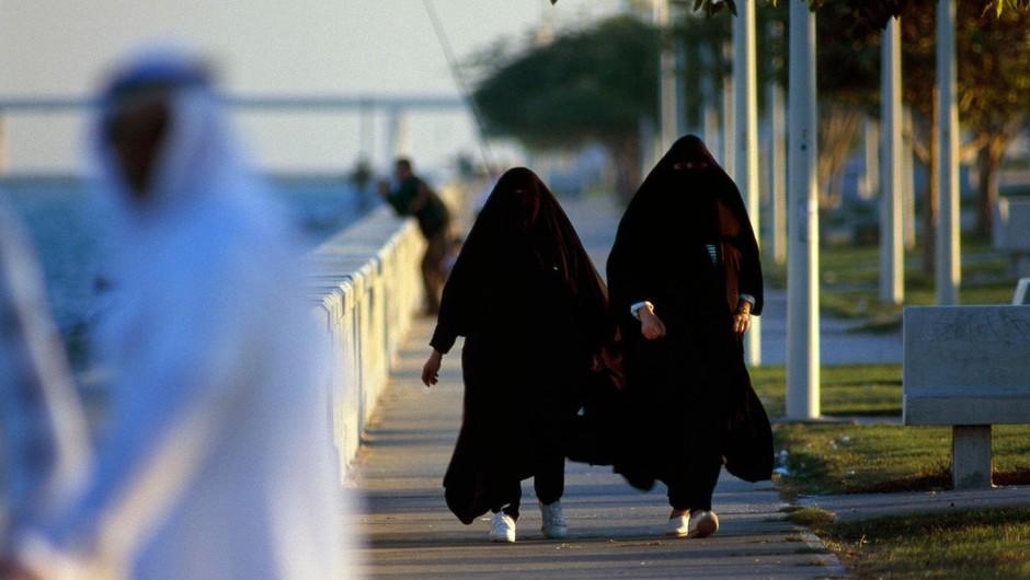 V Savdski Arabiji bo spolno nadlegovanje po novem kaznivo dejanje (foto: profimedia)