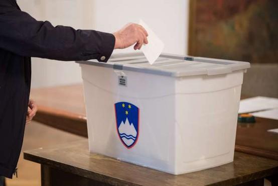 Na predvolilno soboto velja volilni molk!