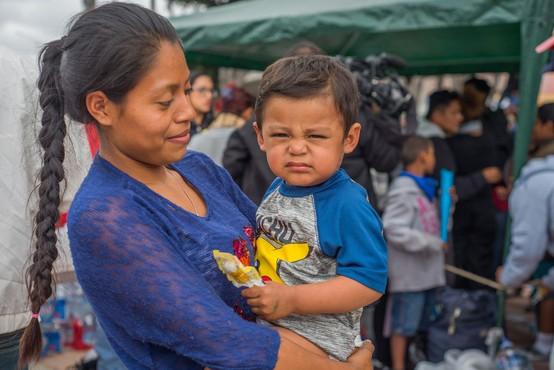ZN obtožili ZDA resnih kršitev pravic otrok migrantov na meji