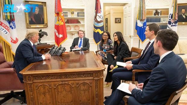Trump uslišal Kim Kardashian: Prababici znižal kazen zaradi preprodaje mamil! (foto: Profimedia)