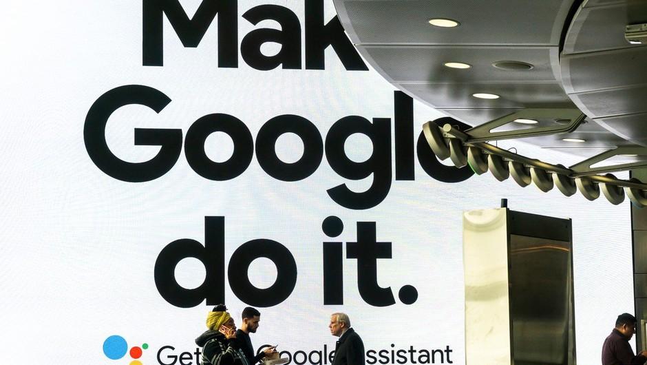 Zaposleni pri Googlu protestirali proti politiki podjetja glede spolnega nasilja - zapustili so delovna mesta! (foto: Profimedia)