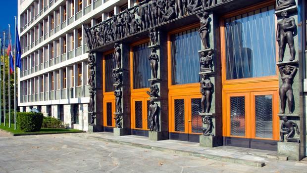 V DZ-ju in v glavni pisarni občinskega organa v Ljubljani prejeli sumljive pisemske pošiljke (foto: Profimedia)
