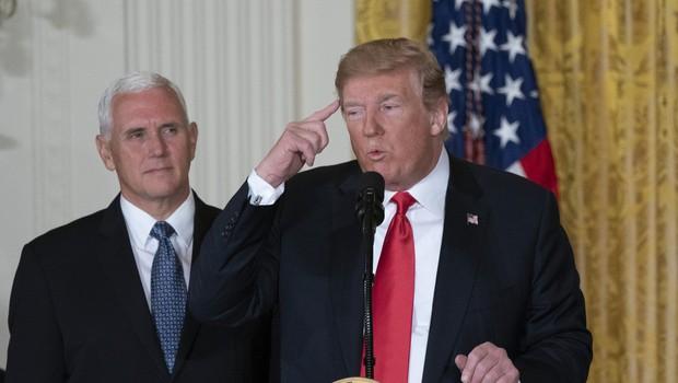Donald Trump je prepričan, da je pametnejši od znanstvenikov (foto: profimedia)