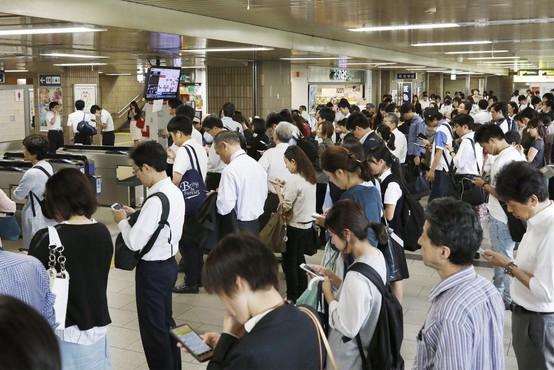 Potres na Japonskem terjal smrtne žrtve