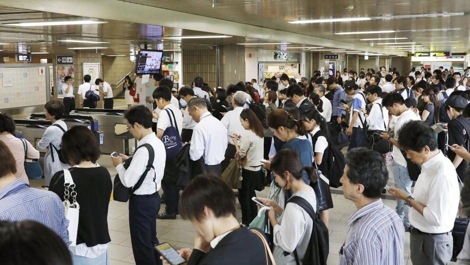 Potres na Japonskem terjal smrtne žrtve (foto: Profimedia)