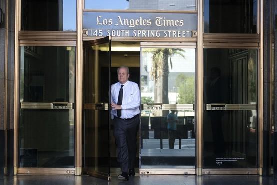 Milijarder kupil Los Angeles Times v želji po ponovnem razcvetu neodvisnega novinarstva!