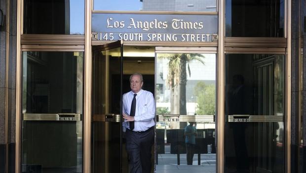 Milijarder kupil Los Angeles Times v želji po ponovnem razcvetu neodvisnega novinarstva! (foto: profimedia)