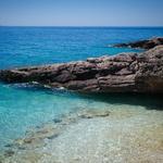 Čudovita plaža Zavala pri Jelsi (foto: Dean Dubokovič) (foto:  Dean Dubokovič)