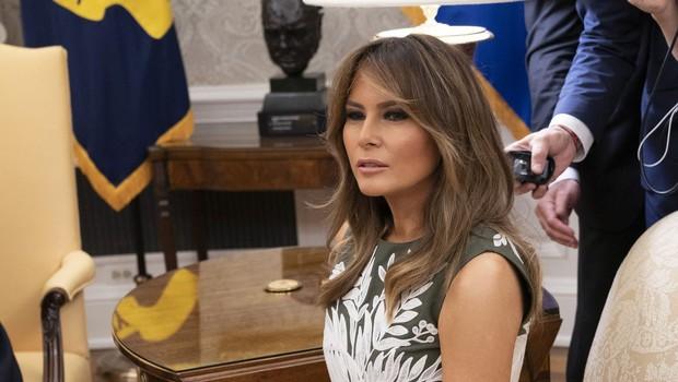 Je Melania Trump dosegla pri Trumpu to, kar ni uspelo celemu svetu? (foto: profimedia)