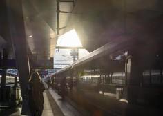 V iztirjenju vlaka v Avstriji več ranjenih