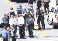 ZDA: Policija prijela napadalca na uredništvo časopisa v Annapolisu - ubil je pet ljudi!