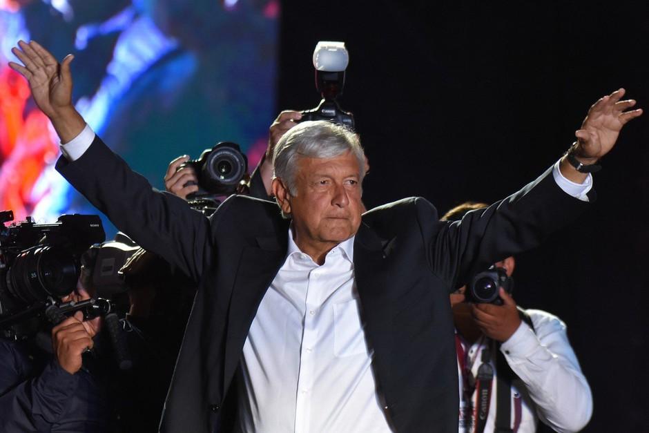 Po anketah sodeč si bodo Mehičani izvolili svojega Donalda Trumpa! (foto: profimedia)