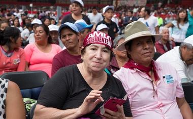 Po anketah sodeč si bodo Mehičani izvolili svojega Donalda Trumpa!