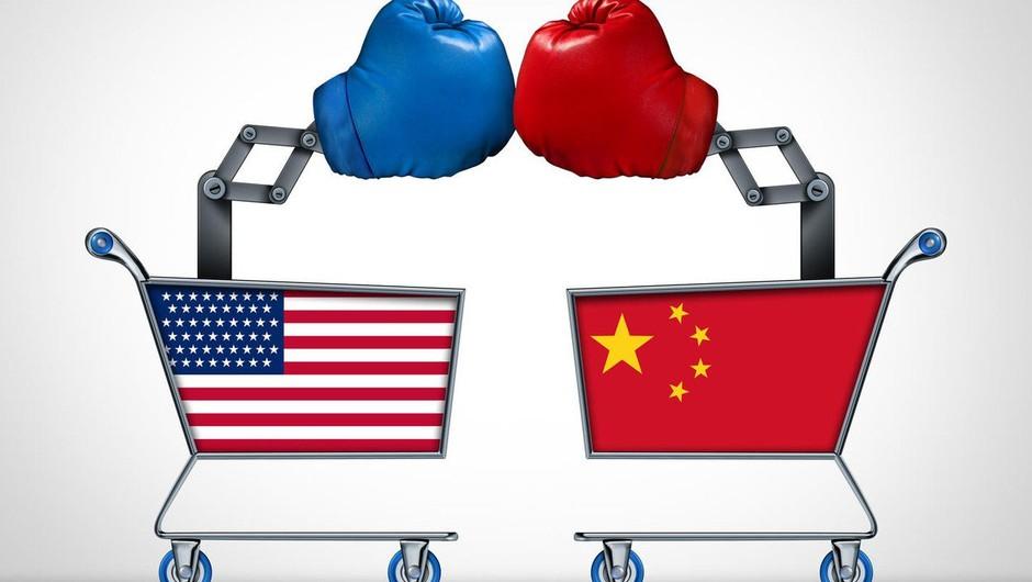 Kitajska takoj odgovorila z istim na Trumpove višje carine na uvoz! (foto: profimedia)