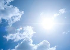 Ob vročinskem valu tudi v Sloveniji opozorilo pred veliko toplotno obremenitvijo