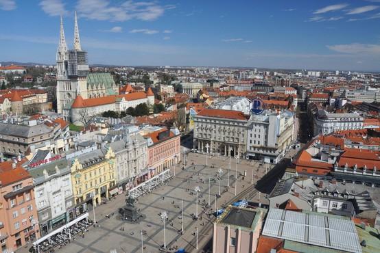 Zagreb: Po strelskem obračunu policija pridržala 19 oseb