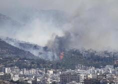 Število žrtev požarov v Grčiji se je povzpelo na 88