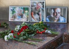 V Srednjeafriški republiki umorili tri ruske novinarje, ki so snemali dokumentarec o ruskih plačancih