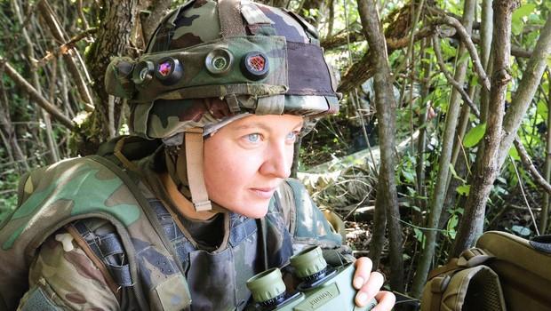 Slovensko patruljo mirovnih sil v Libanonu napadla oborožena skupina, žrtev ni bilo (foto: profimedia)