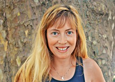 Luna Jurančič Šribar: Ko pišem, vse okrog sebe gledam s pisateljskim očesom