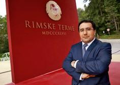 Valery Arakelov: Rimske terme imajo vse, kar potrebuje petičen gost