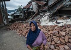 Indonezija: V potresu najmanj 142 mrtvih