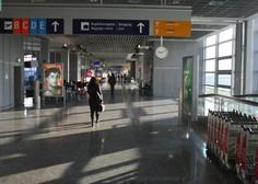 Del frankfurtskega letališča po evakuaciji znova odprt