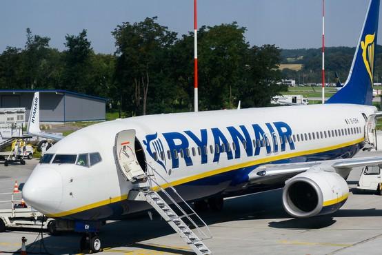 Ryanair v škripcih: današnja stavka bo oklestila promet, odpovedali naj bi več kot 400 letov