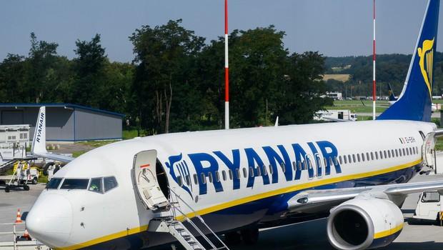 Ryanair v škripcih: današnja stavka bo oklestila promet, odpovedali naj bi več kot 400 letov (foto: profimedia)