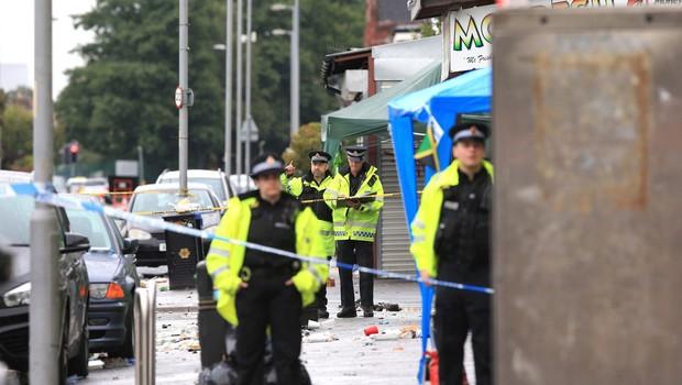 Karibski karneval na manchestrskih ulicah se je končal s streljanjem, 10 ranjenih (foto: profimedia)