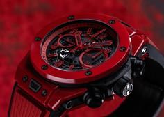Hublot ponosno predstavlja novo uro Big Bang Unico Red Magic