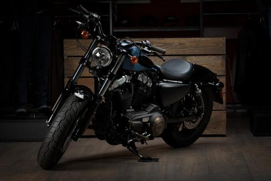 Sreči je ime Harley-Davidson!