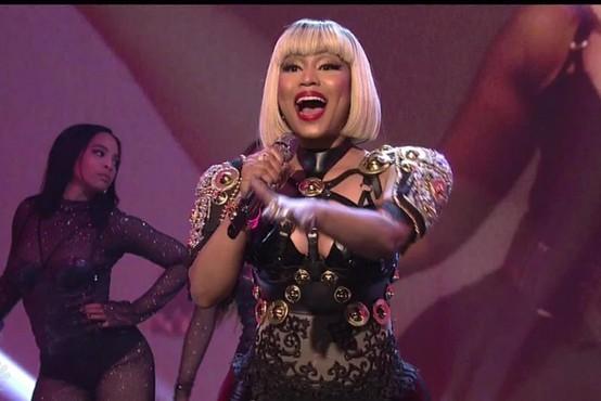 Nicki Minaj pravi, da je rap tisto, kar zna najbolje